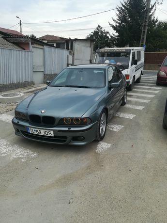 BMW e39 525d facelift