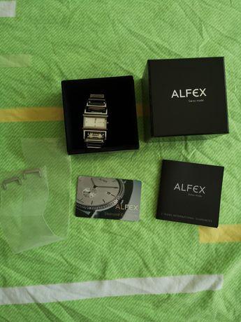 Часовник Alfex с диаманти
