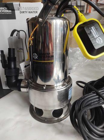 Pompa submersibila ape murdare  ANNOVI &REVERBERI  1100 W, 16500 l/h