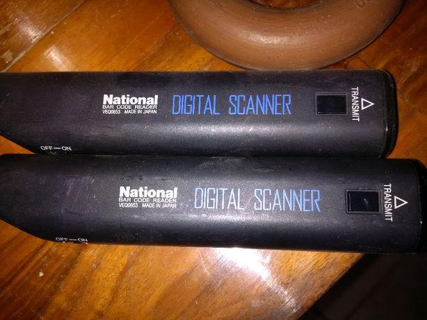 Bar code reader Model: DIGITAL SCANNER NATIONAL VE0653 Cititor bare