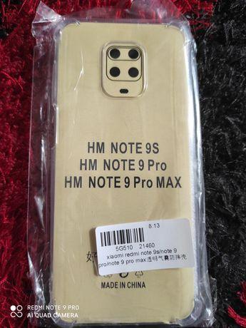 Husa silicon Xiaomi Redmi Note 9 S , Pro sau Pro Max