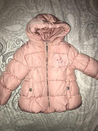 Есенни и зимни якета за момиче Zara, Benetton, H&M