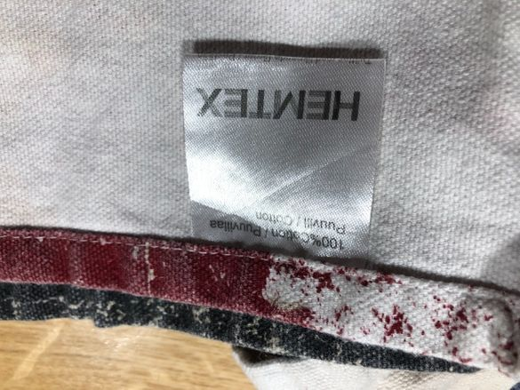 Комплект 6 броя памучни подложки за хранене , HEMTEX