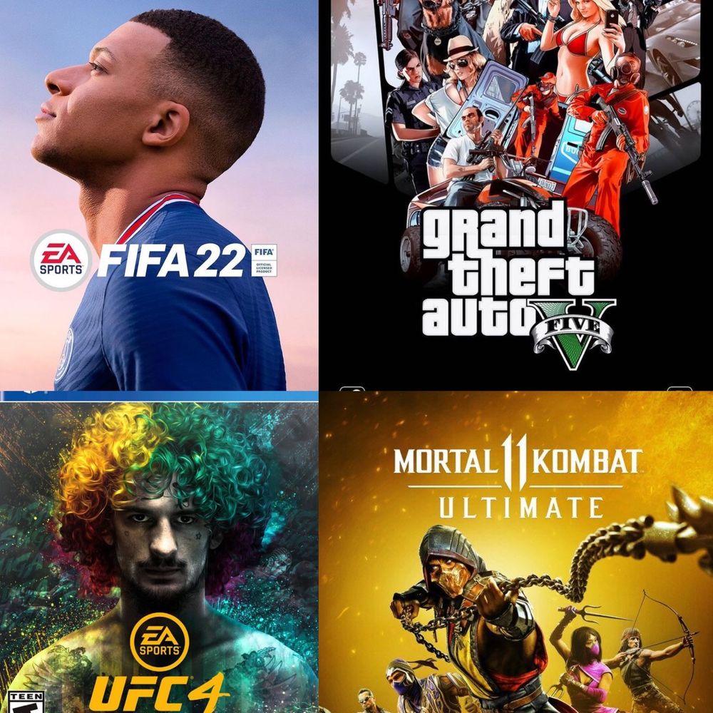 Продам лицензионные цифровые игры Sony Playstation 4! Игры на пс4