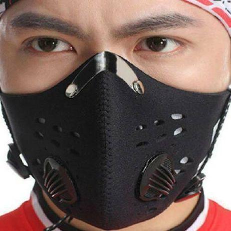 Scarf antipoluare masca alergare fitness outdoor bicicleta trotineta