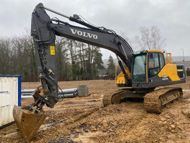 Excavator Volvo EC220EL