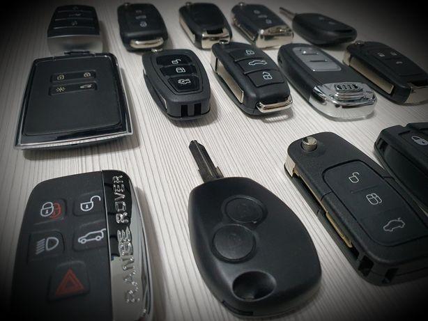 Programare chei auto cu cip, deblocare auto incuiat