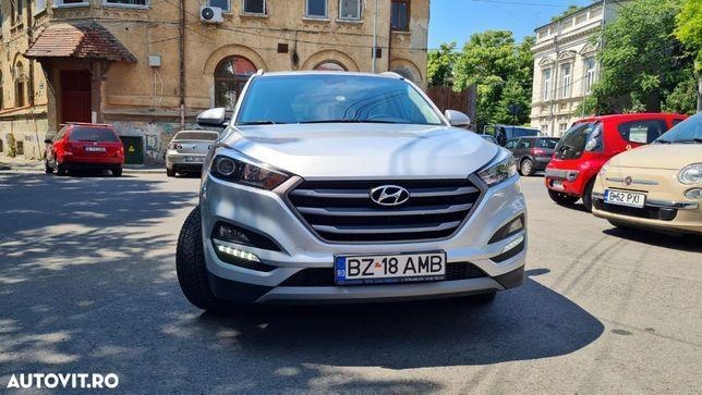 Hyundai Tucson Tucson Style 10.2017 primul proprietar achizitie reprezentanta Buzau