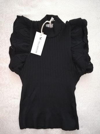 Дамски блузи фино плетиво