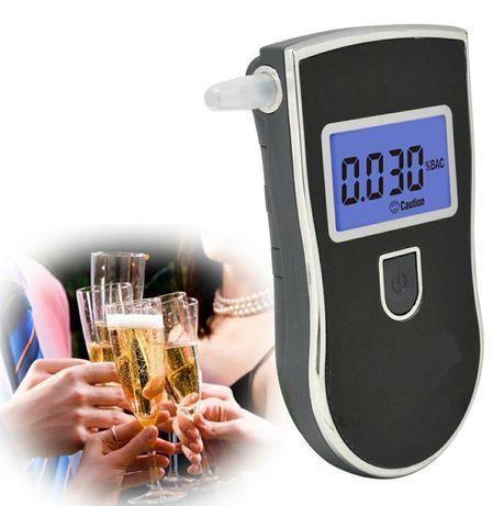 Дрегер за алкохол 5 мундщука LCD AL6