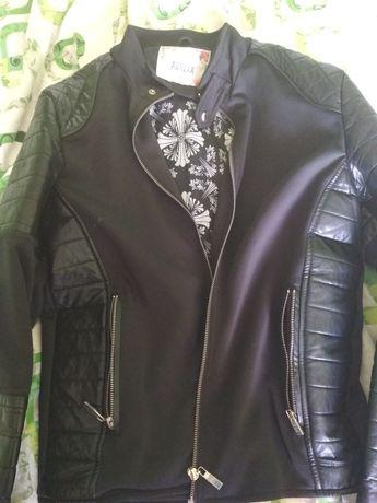 Мъжко кожено яке,дънково дамско и сако