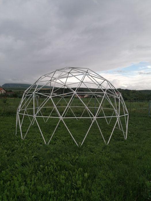 Schelet pavilion, iglu, dome Mihai Viteazu - imagine 1