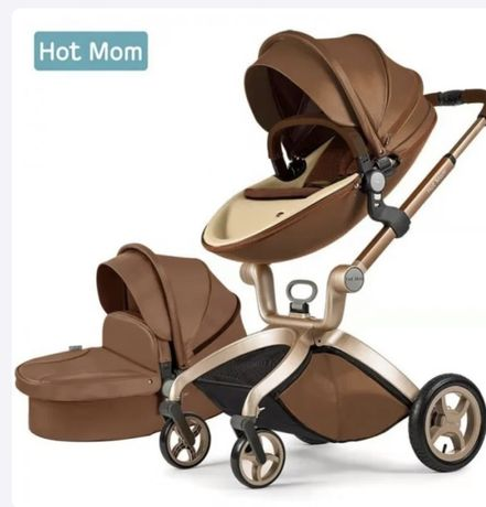 Коляска Hot mom