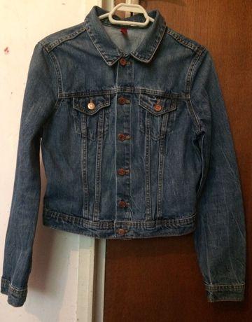 Geaca jeans H&M