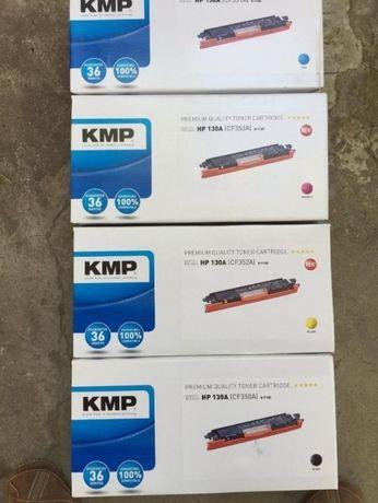 4 Cartuse noi imprimanta HP130 A ( CF 350 A) pt HPcolor Laser jet Pro
