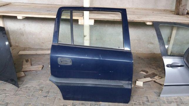 Usa dreapta spate opel zafira A 1996 2004 albastru