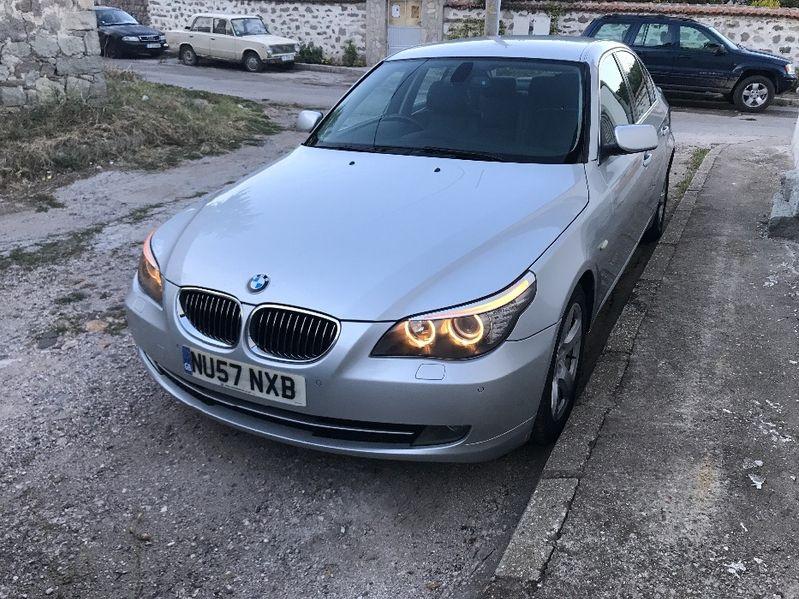 BMW E60 БМВ Е60 2008 фейслифт facelift 530 n52 n53 НА ЧАСТИ гр. Хасково - image 1