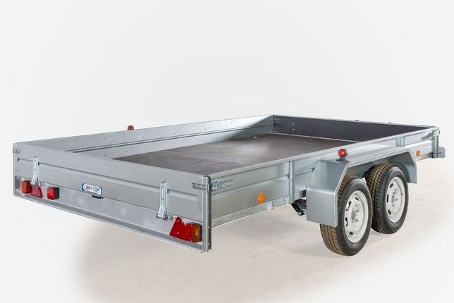 Продается Прицеп ЛАВ 81013А, размер 3500 на 2000 мм