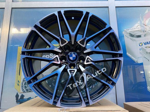 "20"" Джанти за BMW X5 X6 | F15 F16 E70 E71 M sport M Competition"