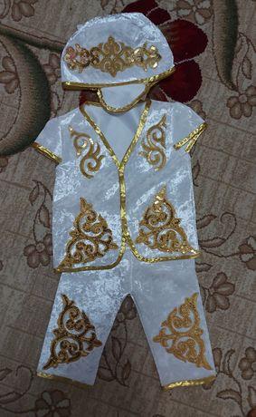 Продам костюм на тусау кесу в национальном стиле