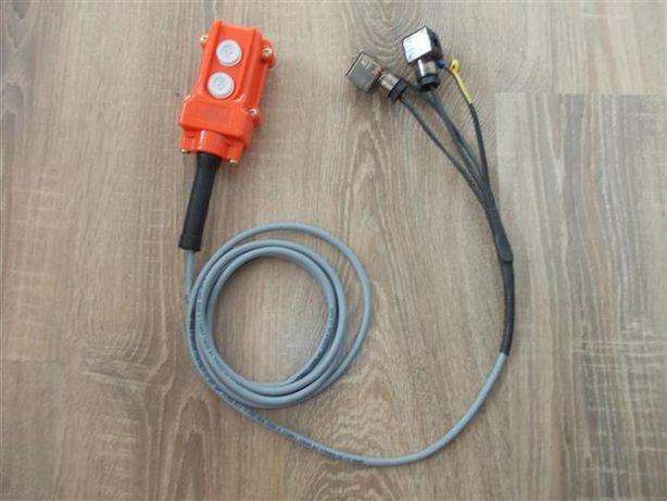 telecomanda unitate hidraulice basculare motoare 12-24 volt piese