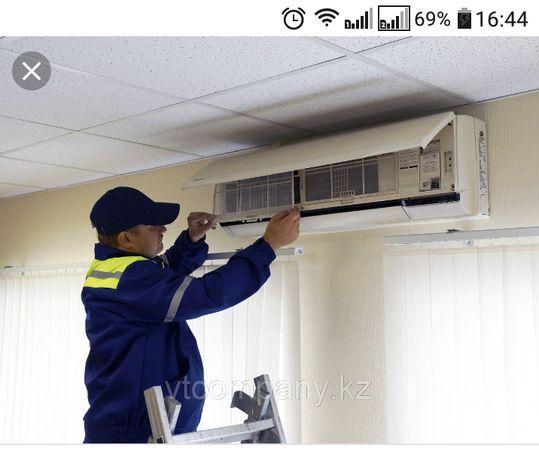 Установка Кондиционеров, Кранштейнов для ТV, ремонт Микроволновк.