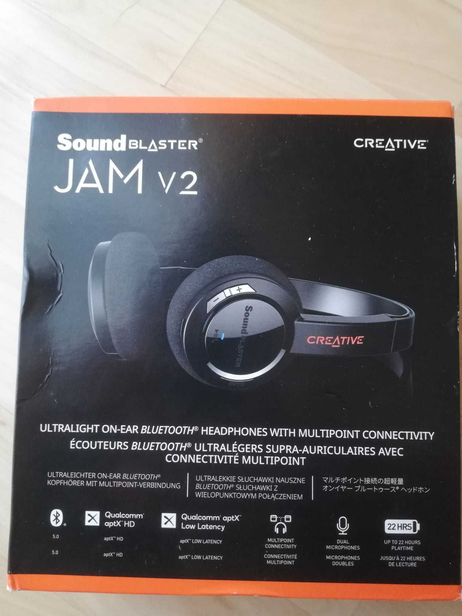 Casti Creative Sound Blaster Jam v2