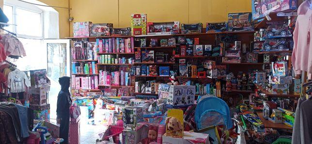 Vând magazin copii