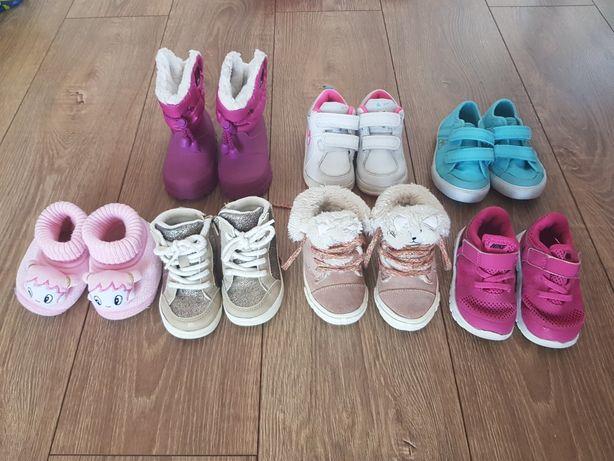 Adidasi si ghete pentru fetite 1-2 ani