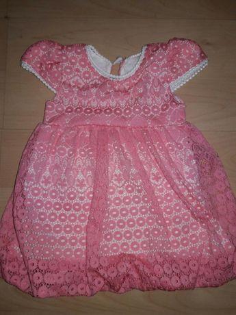 Детска рокля р.74