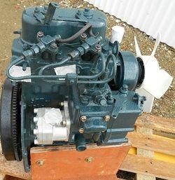 Motor Kubota D 950 Bobcat Schaeffer Kubota