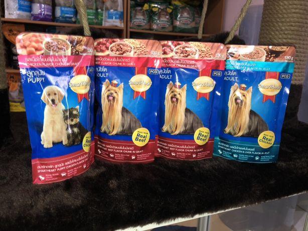 Влажный корм для собак всех пород