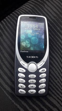 Продам телефон texet TM-303
