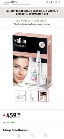 Epilator facial Braun