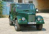 Продавам ГАЗ 69А командирска 1962 г.