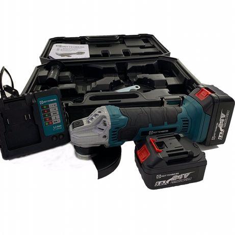 Немски флекс HUTTENBERG. 2 батерии 24V – 125mm