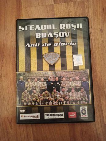 DVD fotbal Steagul Roșu