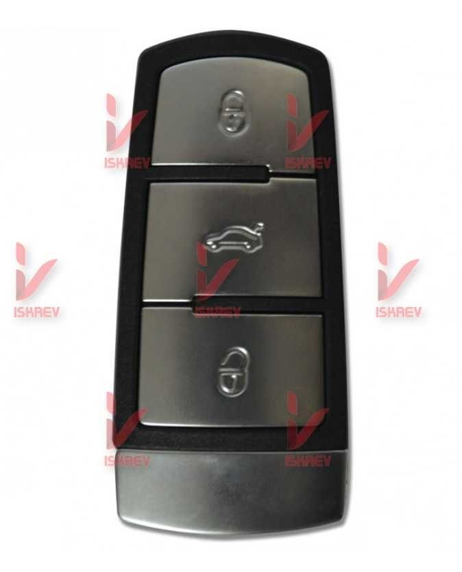 НОВИ ключове за VW Passat B6/B7/CC с електроника, чип и батерия