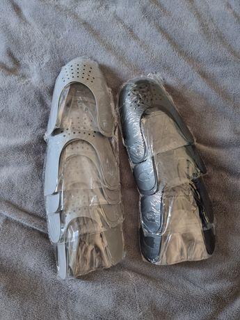 Sneaker shields.