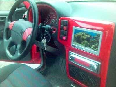 Sony XVM-H65 6,5-инчов широкоекранен TFT монитор за кола