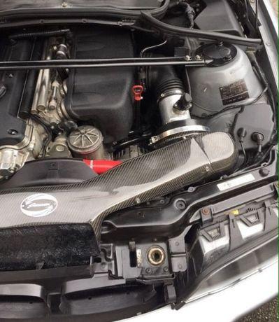 BMW E46 M3 S54 спортен филтър carbon интейк K&N SIMOTA за С54 двигател