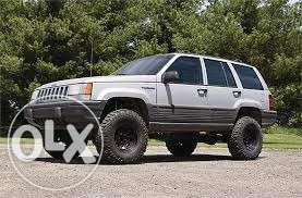 Kit Inaltare Suspensie Jeep Grand Cherokee ZJ 1993-1998