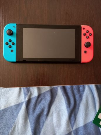 Nintendo Switch nou
