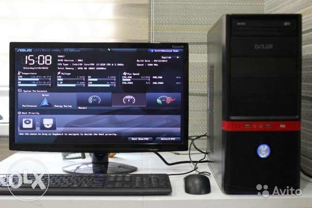 Игровой. Intel Core i3 7100. RX 570 4 Gb. Озу 8 Gb DDR 4 Gb