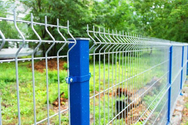 Готовый Забор в Усть-Каменогорске по ценам завода. Отгрузка за 10минут