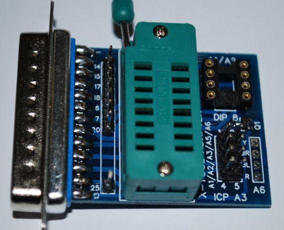 Adaptor programator X-Tool, M35080, 080D0WQ, 160D0WQ, nu Carprog, ..