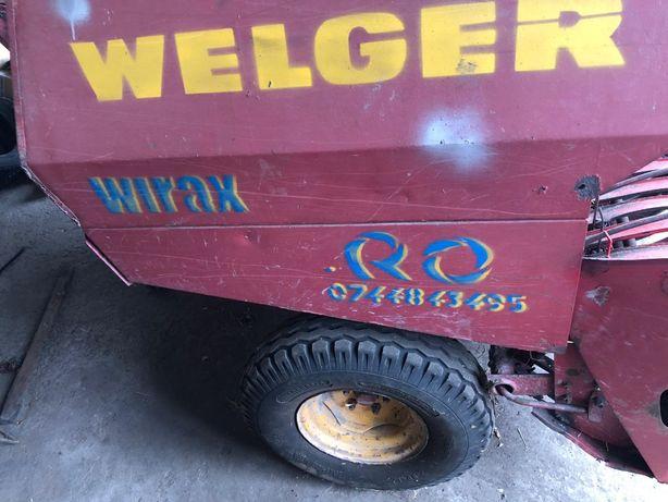 Vand presa balotat Welger ap71!