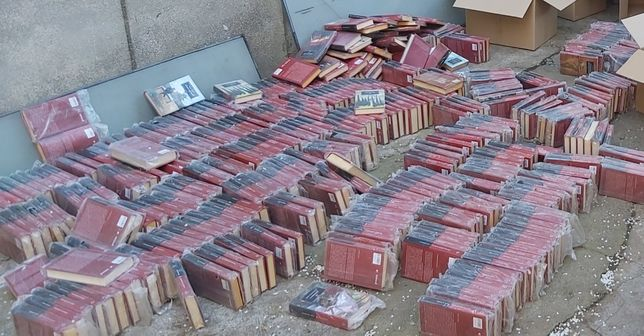 Vand carti din colectia Biblioteca pentru toti, in tipla