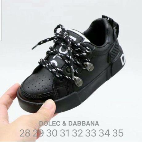 Adidași Dolce Gabbana copii 28/35