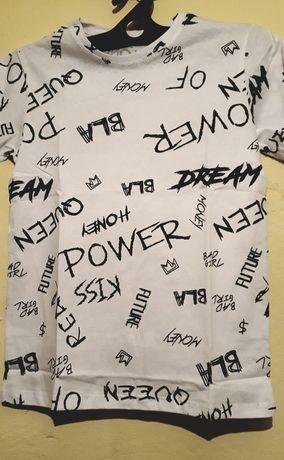 Новая футболка для мальчика  36-42
